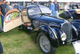 1936 Bugatti Type 57 Atlantic Coupe