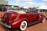 1936 CADILLAC (Series 85 Convertible Sedan)