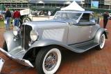 1933 Auburn Salon Convertible Sedan