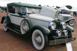 1927 Cadillac (Model 1164B Dual Cowl Phaeton)