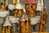 Upscale Birdhouses