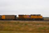 UP 6074 Kearney NE 04 Oct 2008