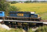 CSX 8035 Reed KY