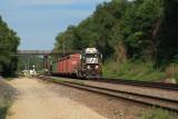 Strange Railroad Movements