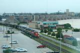 Iowa, Chicago & Eastern Passing Lock & Dam #15
