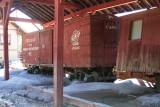 Narrow guage Boxcars
