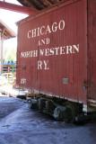 C&NW Narrow Guage boxcars