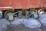 Sandbar under the Boxcars