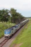 Westbound Empire Builder Amtrak flood detour at Polo.JPG