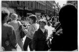 People at Karl Johan Str. Oslo