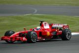 Silverstone F1 Test Jun08