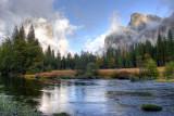 Yosemite Backpacking 2009
