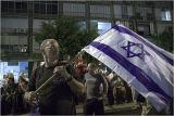 Rally in Tel Aviv August 2006
