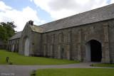Buckland Abbey Barn.