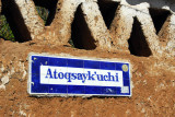 Atoqsayk'uchi - where the stairs lead to, San Blas