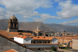 View from the Hotel San Agustin