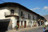 Corner of Santa Catalina Ancha and San Agustin