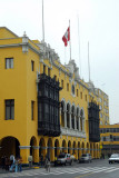 Municipalidad de Lima, Plaza de Armas