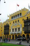 Club de la Union, Plaza de Armas, Lima