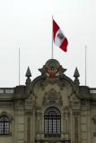 Palacio del Gobierno, Plaza de Armas, Lima