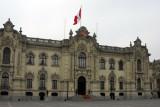 Palacio del Gobierno (1937) Plaza de Armas, Lima