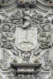 Coat-of-Arms, Palacio del Gobierno, Lima