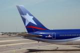 LAN Chile B767 at JFK (CC-CEB)