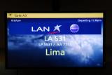 LAN Chile flight LA531 JFK-LIM
