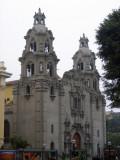 Iglesia de Matriz de Miraflores