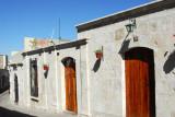 Desaguadero, Barrio de San Lazaro, Arequipa