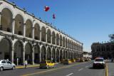 Plaza de Armas, Arequipa