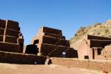 Inca ruins at Rumicola, ca 40 km from Cusco