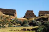 Inca ruins at Rumicola