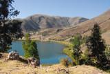 Laguna de Urcos, Peru