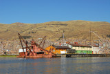 Puerto de Puno, Lago Titcaca