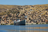 Guardacostas - Peruvian Coast Guard vessel #306, Lake Titcaca