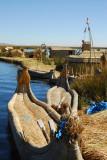 Reed boats, Islas Flotantes