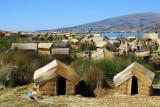 Islas Flotantes, Lago Titicaca (Puno)