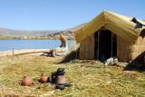 Uros Floating Islands, Lake Titicaca