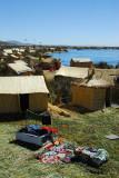 Uros Islands, Lake Titicaca