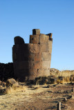 Chullpa, an ancient Aymara tomb
