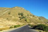 Road to the south rim, Valle del Colca