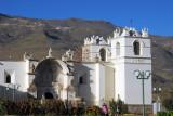 Iglesia de la Purisima Concepcion, Yanque