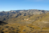 The road from Chivay and Colca Canyon