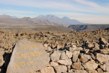 From Mirador Los Andes, 6 volcanoes can be seen - Hualca Hualca, Sabancayo, Ampato, Chachani, Misti & Ubinas