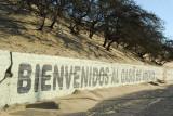 Bienvenidos al Oasis de America, Huacachina