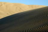Giant dunes surrounding Huacachina