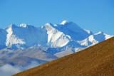 Cho Oyu 8201m (26,906 ft) from Pang-la Pass