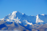 Gyachung Kang 7952m (26,089 ft) from Pang-la Pass