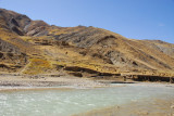 The water of this river will be captured behind a hydroelectric power station before joining the Yarlung Tsangpo at Shigatse